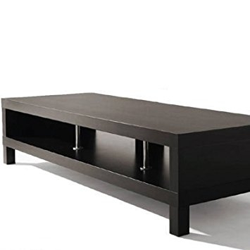 Amazing Deluxe TV Stands At IKEA With Amazon Ikea Tv Bench Stand Unit Black Brown Width  (Image 1 of 50)