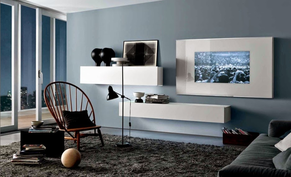 Amazing Deluxe White Wall Mounted TV Stands In Top 10 Wall Mounted Tv Cabinet Iqi Concept Sdn Bhd (Image 2 of 50)