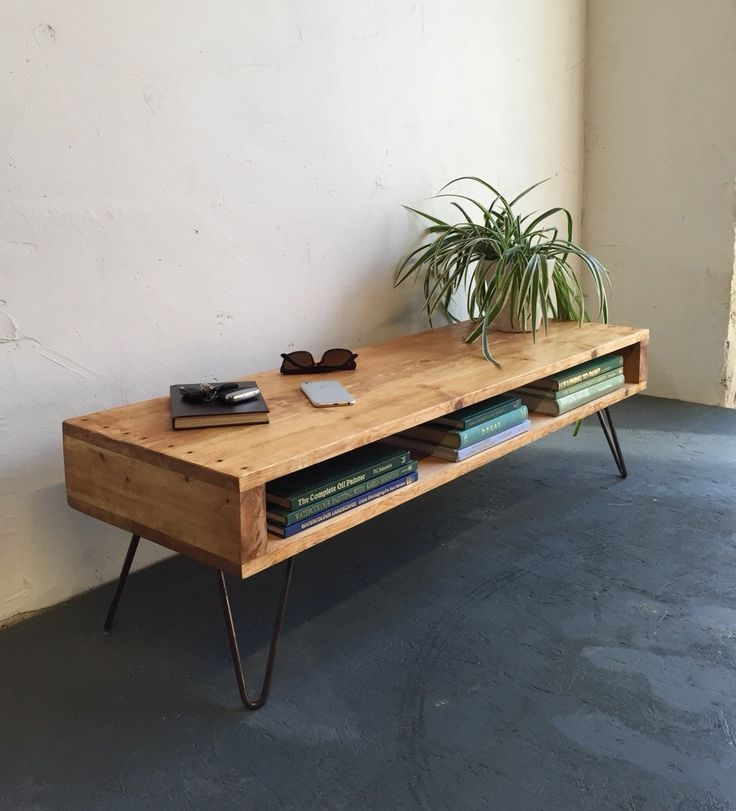 Amazing Elite Large Low Wooden Coffee Tables Within Best 25 Mid Century Coffee Table Ideas On Pinterest Mid Century (Image 2 of 40)
