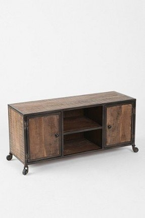 Amazing Elite Metal And Wood TV Stands With Metal And Wood Tv Stand Foter (Image 1 of 50)