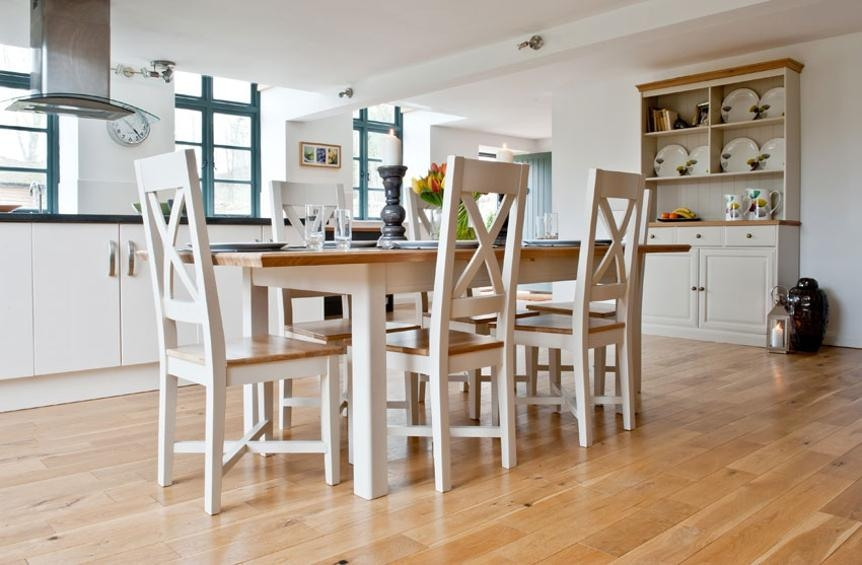 Amazing Extendable Dining Table And Chairs Traditional Set Within Extended Dining Tables And Chairs (Image 1 of 20)