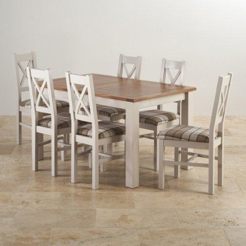 Amazing Extending Dining Table And Chairs Pertaining To Extending Dining Table And Chairs (Image 1 of 20)