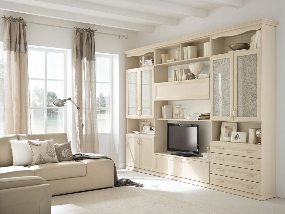 Amazing Famous Classic TV Cabinets In Classic Living Room Decoration With Tv Rhama Home Decor (Image 4 of 50)