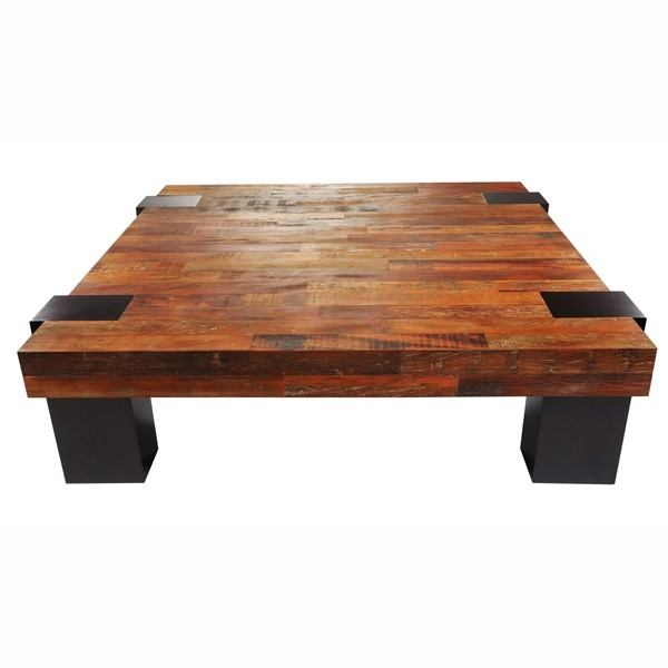 Amazing Famous Large Low Wooden Coffee Tables Inside Wooden Coffee Table With Wonderful Design Seeur (Image 3 of 40)