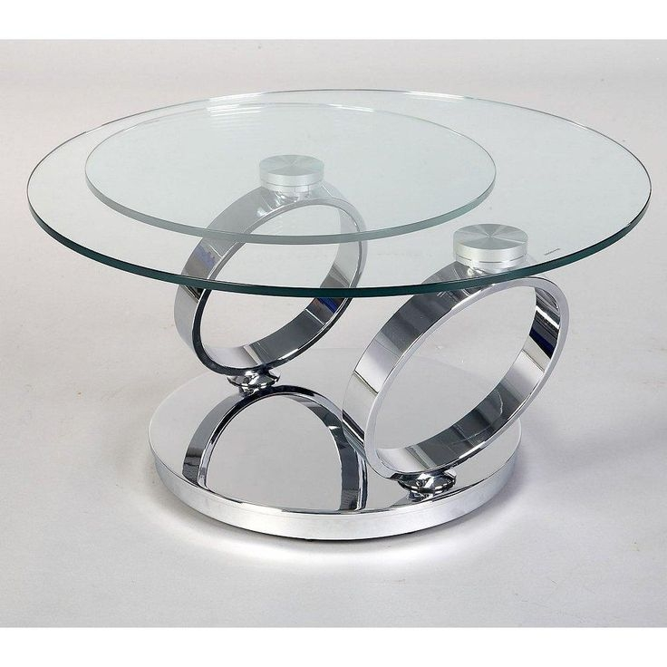 Amazing Famous Rectangle Glass Chrome Coffee Tables With Regard To 39 Best Furniture Images On Pinterest (Image 1 of 50)