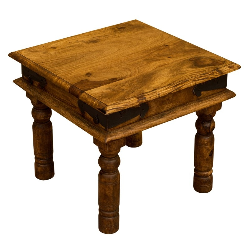 Amazing Famous Sheesham Coffee Tables Pertaining To Jali Sheesham Coffee Table Side Table Sheesham Wood Thakat (View 40 of 50)