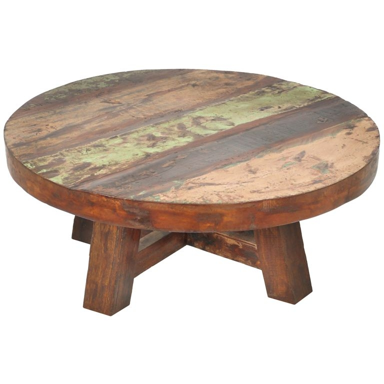 Amazing Famous Small Wood Coffee Tables In Furniture Vintage Round Coffee Table Design Ideas With Small (Image 2 of 50)