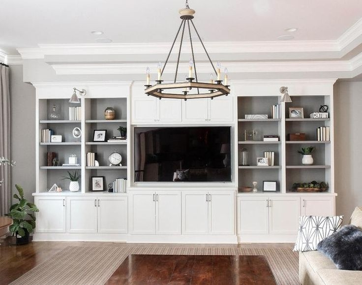 Amazing Famous White Painted TV Cabinets Inside Best 20 White Tv Cabinet Ideas On Pinterest White Entertainment (View 21 of 50)
