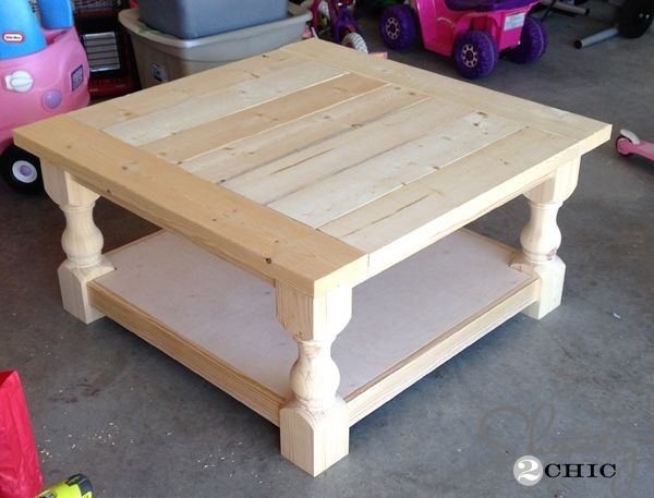 Amazing Fashionable Hardwood Coffee Tables With Storage Inside Best 20 Square Coffee Tables Ideas On Pinterest Build A Coffee (View 17 of 50)