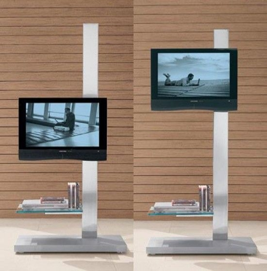 Amazing Fashionable Stand Alone TV Stands Intended For 27 Best Pillar Images On Pinterest Architecture Home And Tv Stands (Image 6 of 50)