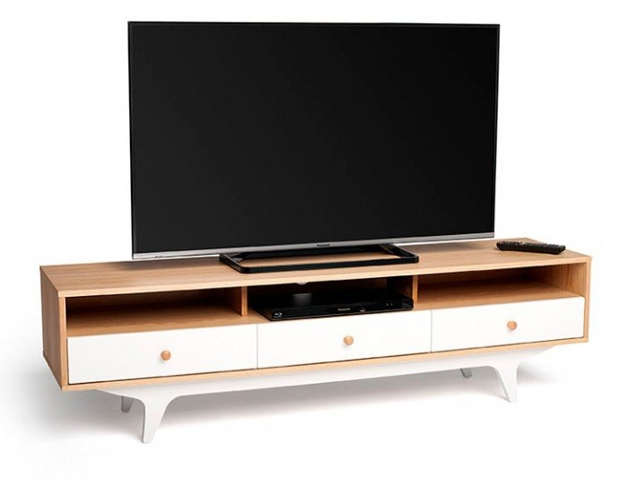 Amazing Fashionable Techlink Echo Ec130tvb TV Stands With Techlink Tv Stands (Image 2 of 50)