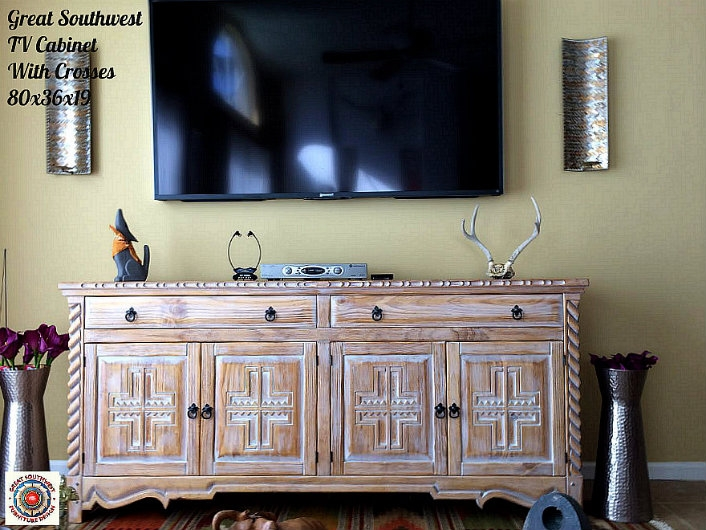 Amazing Favorite Honey Oak TV Stands Throughout Southwest Curved Flat Screen Tv Stands Cabinets Plasma Lcd Tv (View 34 of 50)