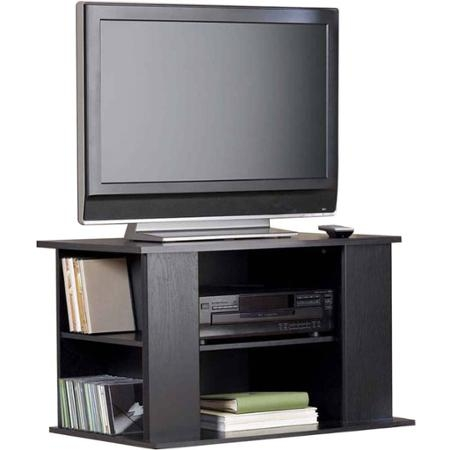 Amazing Favorite Storage TV Stands Regarding Mainstays Tv Stand With Side Storage For Tvs Up To 32 Multiple (Image 2 of 50)