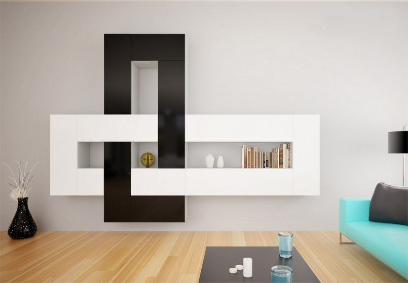 Amazing Favorite Ultra Modern TV Stands Pertaining To Tv Hideaway Furniture (Image 1 of 50)