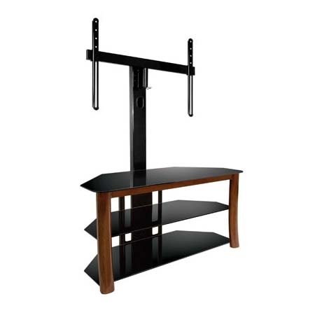 Amazing Favorite Wooden TV Stands For 55 Inch Flat Screen Intended For Bello Triple Play Universal Flat Panel Tv Stand With Swivel Mount (Image 1 of 50)