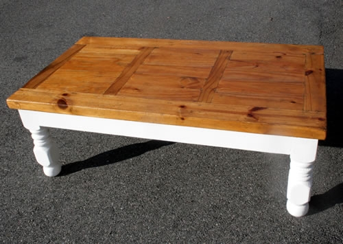 Amazing High Quality Pine Coffee Tables Regarding Upcycling A Pine Coffee Table (Image 4 of 50)