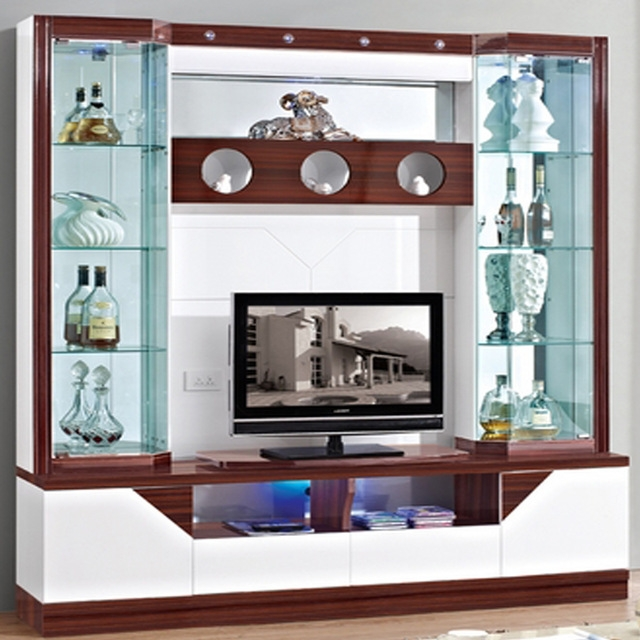 Amazing High Quality Wall Display Units & TV Cabinets With Ideas About Tv Wall Display Units Free Home Designs Photos Ideas (View 32 of 50)