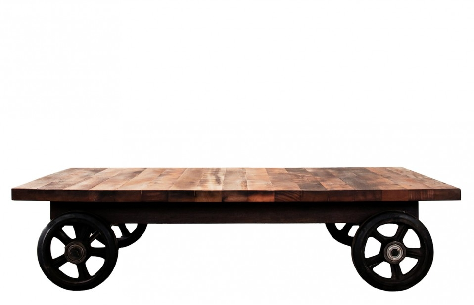 Amazing High Quality Wheels Coffee Tables Intended For Side Table With Wheels Arlene Designs (View 30 of 50)