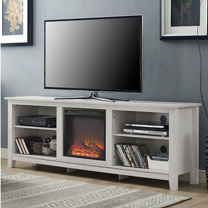 Amazing High Quality White And Wood TV Stands With Regard To Best 25 70 Inch Tv Stand Ideas On Pinterest 70 Inch Tvs  (Image 6 of 50)