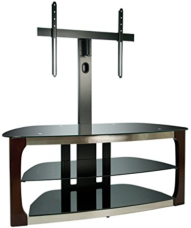Amazing Latest Bell'O Triple Play TV Stands For Amazon Bello Tpc2133 Triple Play 52 Tv Stand For Tvs Up To (Image 3 of 50)