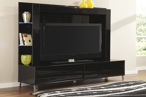 Amazing Latest Black TV Cabinets With Doors Within Furniture Tv Armoire Modern Tv Cabinet On Tv Wall Units Tv (Image 3 of 50)