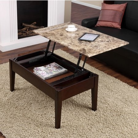 Amazing Latest Cheap Lift Top Coffee Tables Pertaining To Walmart Lift Top Coffee Table New Modern Coffee Table On Mid (Image 3 of 50)