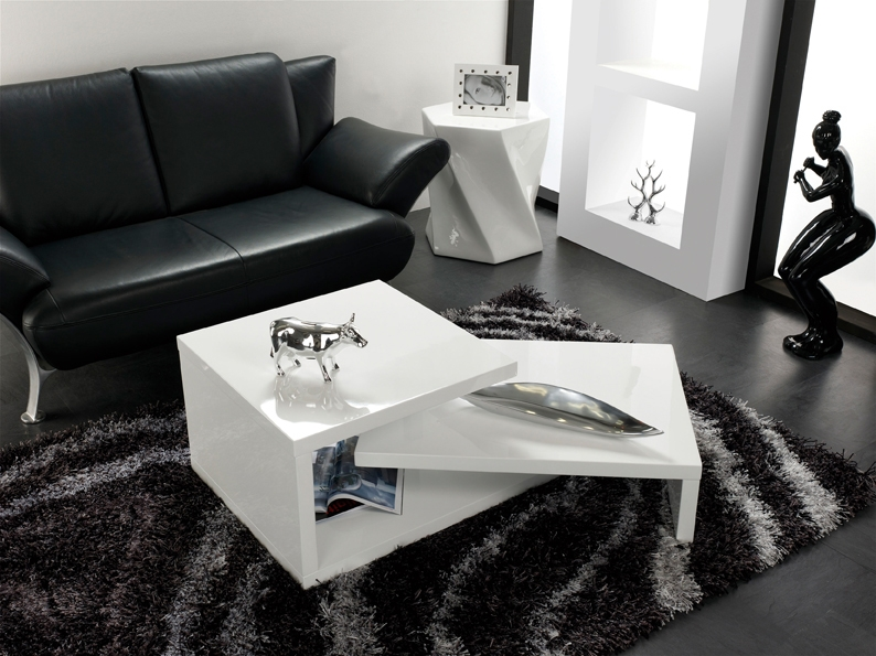 Amazing Latest Coffee Tables White High Gloss In White Gloss Coffee Table Sydney Coffee Addicts (Image 2 of 40)