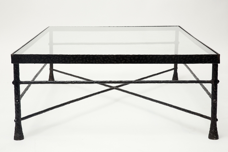 Amazing Latest Iron Glass Coffee Table For Remarkable Iron And Glass Coffee Table Black Metal Coffee Table (View 5 of 50)