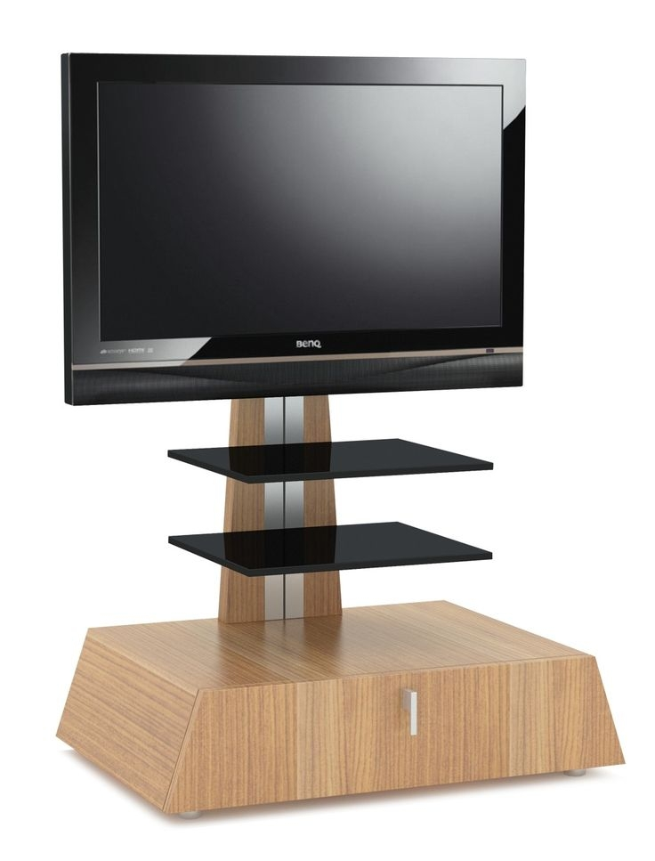 Featured Image of Light Oak TV Stands Flat Screen