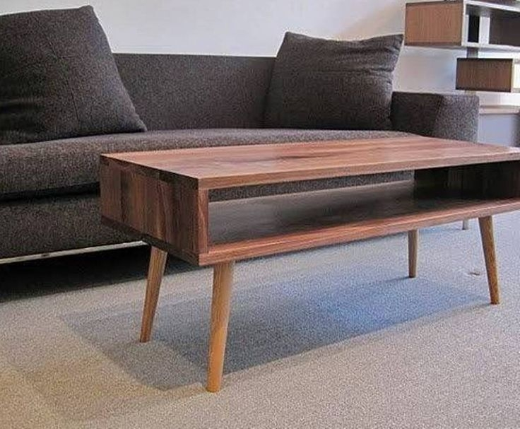 Amazing Latest Retro Oak Coffee Tables Intended For Best 25 Mid Century Coffee Table Ideas On Pinterest Mid Century (View 19 of 50)