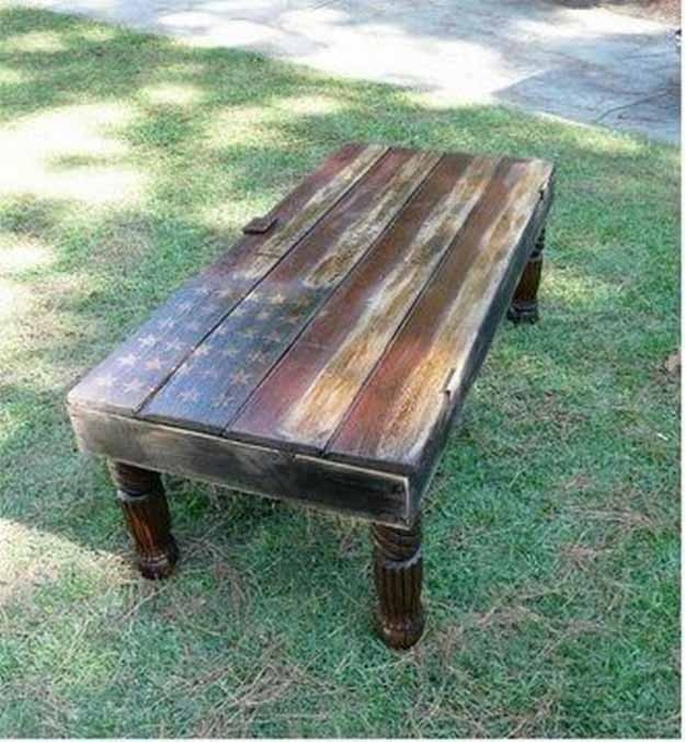 Amazing Latest Rustic Wood DIY Coffee Tables Intended For 16 Diy Coffee Table Projects Diy Joy (Image 3 of 50)