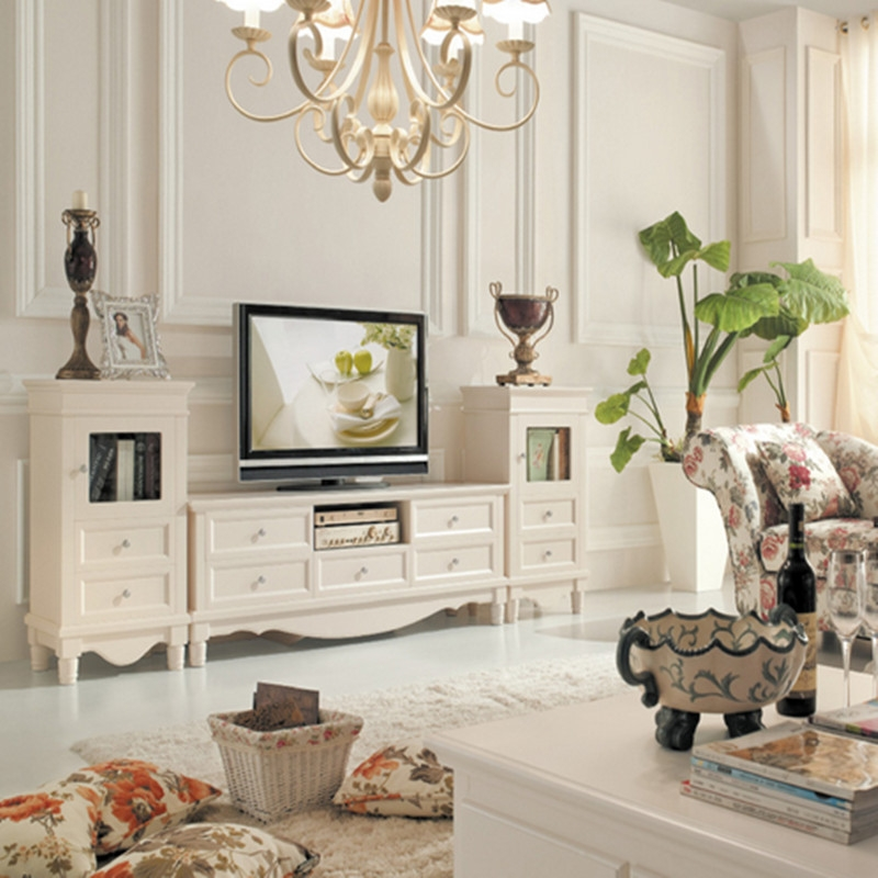 Amazing Latest Stil TV Stands With Regard To Tv Stands 10 Inspiring Antique White Tv Stand Design Ideas (View 39 of 49)
