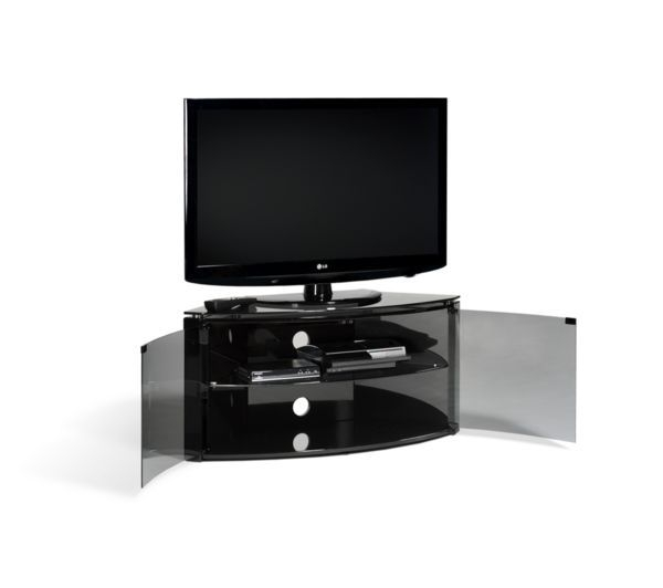 Amazing Latest Techlink Bench Corner TV Stands Inside Buy Techlink Bench B6b Corner Plus Tv Stand Free Delivery Currys (Image 1 of 50)