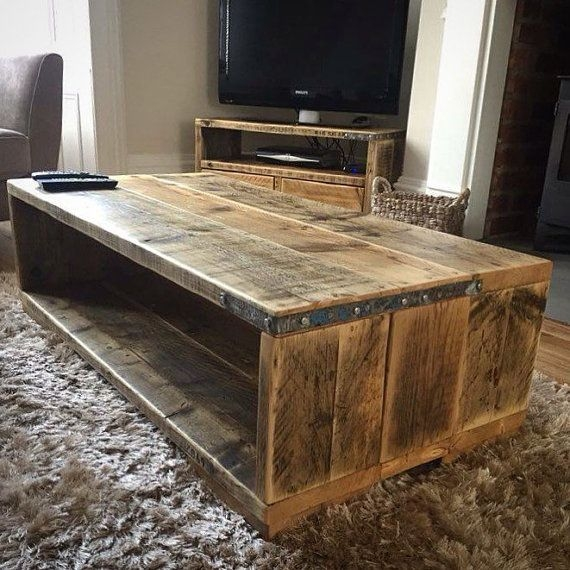 Amazing New Desk Coffee Tables Throughout Best 20 Wood Coffee Tables Ideas On Pinterest Coffee Tables (Image 1 of 50)