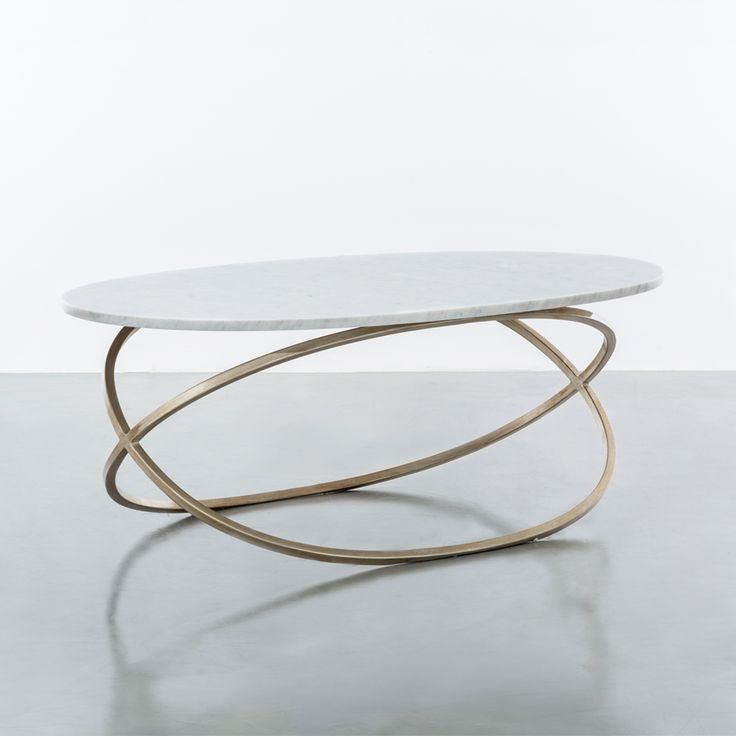 Amazing New Metal Oval Coffee Tables Regarding Top 25 Best Modern Coffee Tables Ideas On Pinterest Coffee (View 46 of 50)