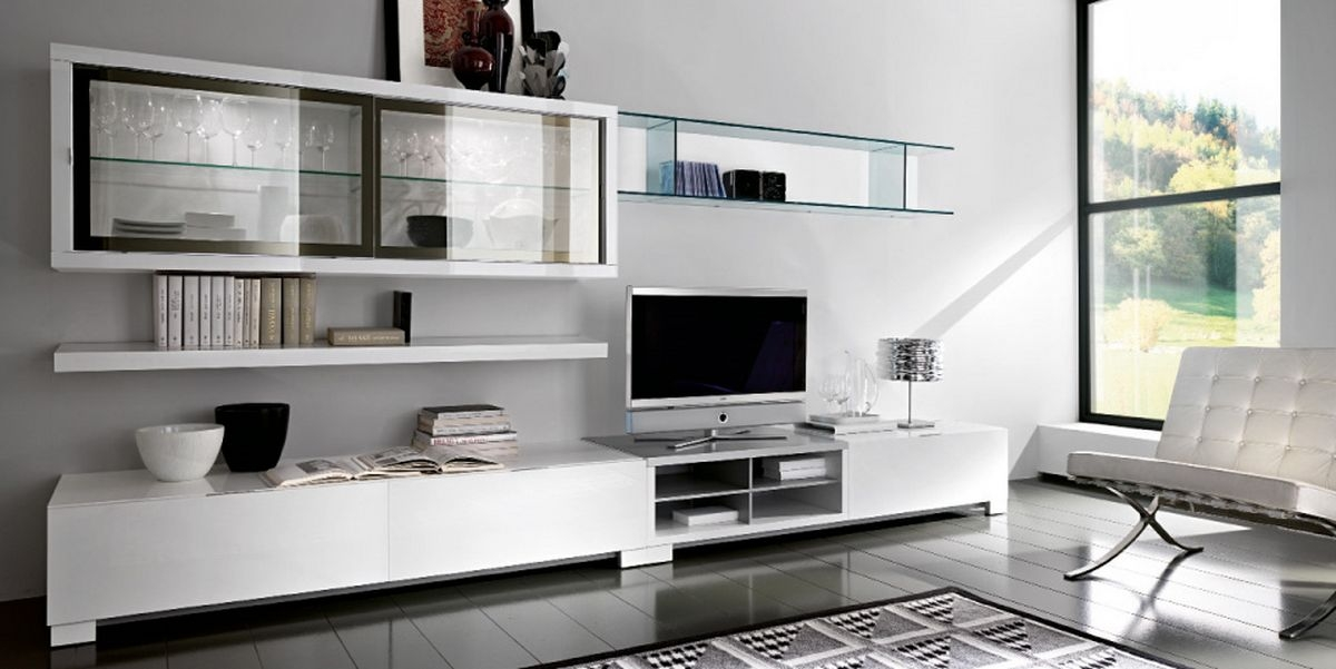 Amazing New TV Stands For Small Rooms Pertaining To Tv Stands Glamorous Space Saving Tv Stand 2017 Design Space (View 40 of 50)
