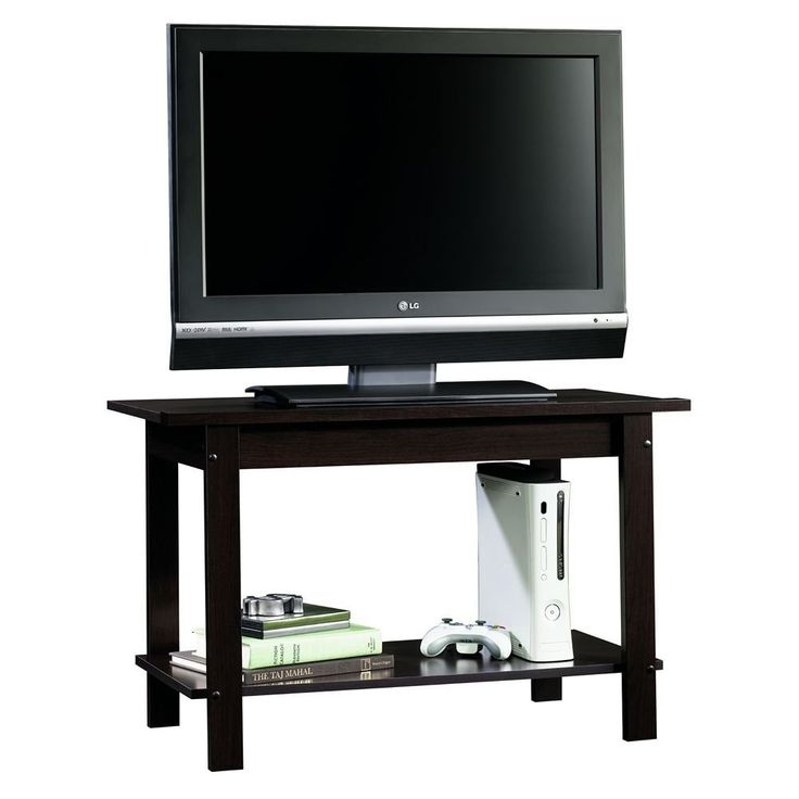 Amazing New TV Stands For Small Spaces Within Best 25 Sauder Tv Stand Ideas On Pinterest Small Tv Stand (Image 4 of 50)