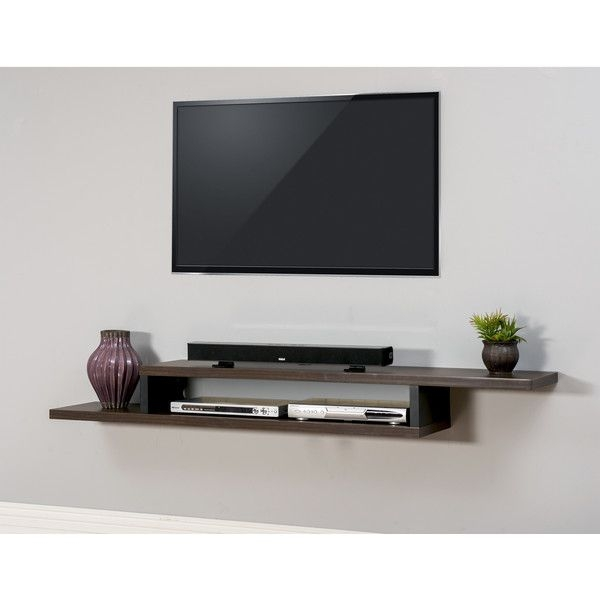 Amazing New Wall Mounted TV Stands Entertainment Consoles Throughout Best 25 Wall Mounted Tv Unit Ideas On Pinterest Tv Cabinets Tv (View 12 of 50)