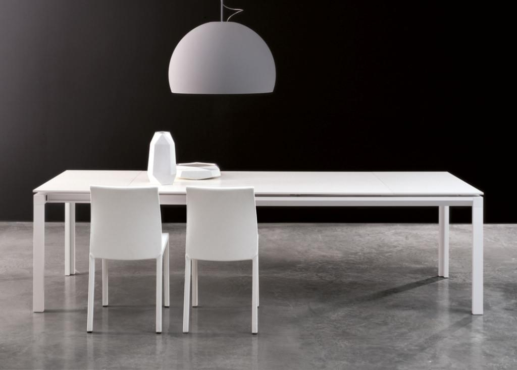 Amazing Of Extendable Dining Table Ideas With White Extendable Dining Tables (View 9 of 20)