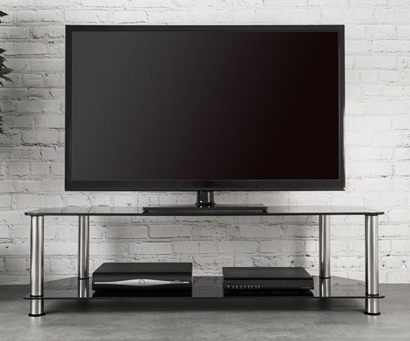 Amazing Popular Classic TV Stands Regarding Sdc1400 Classic Corner Glass Tv Stand Classic Tv Stands Tv (Image 2 of 50)