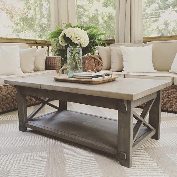 Amazing Popular Country Coffee Tables In X Style Country Coffee Table X Coffee Table Country Coffee (View 27 of 50)