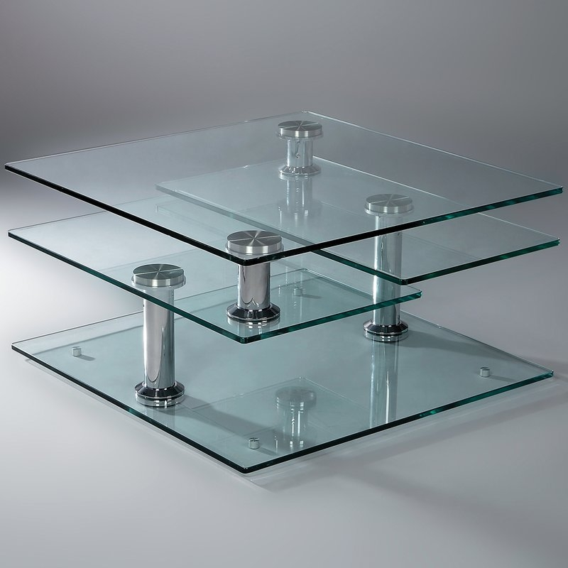 Amazing Popular Glass Coffee Tables With Shelf Inside Creative Images International Motion Glass Coffee Table Reviews (View 50 of 50)