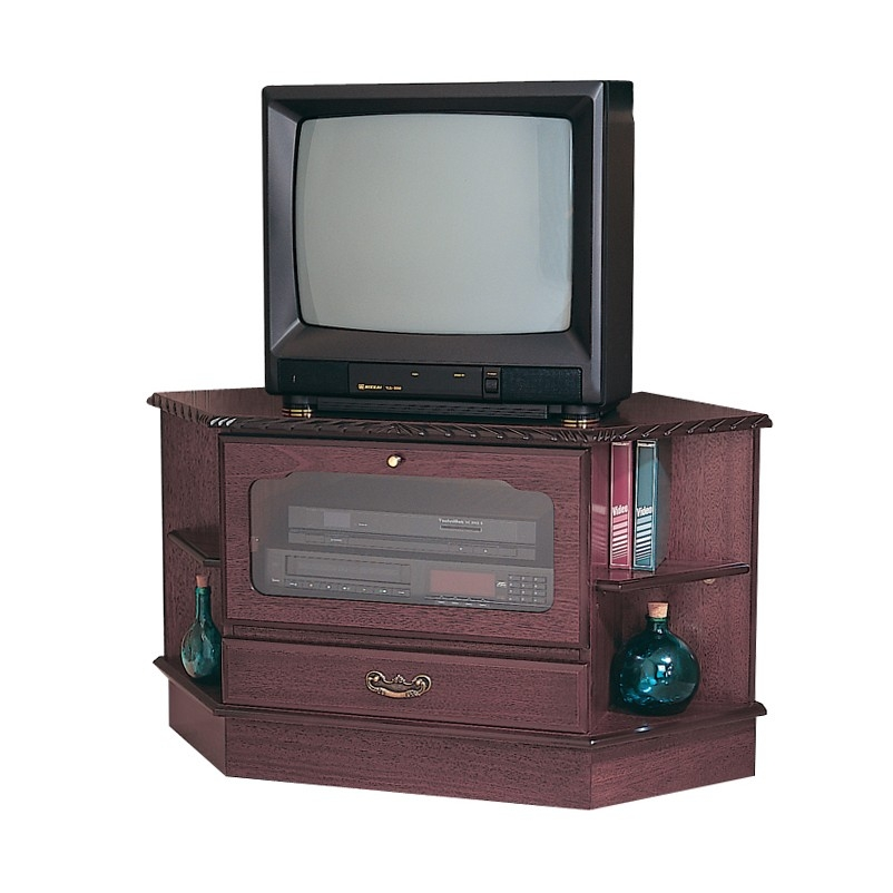 Amazing Popular Mahogany Corner TV Cabinets Throughout Mahogany Corner Tv Stand With Dvd Storage Gola Furniture Uk (View 6 of 50)