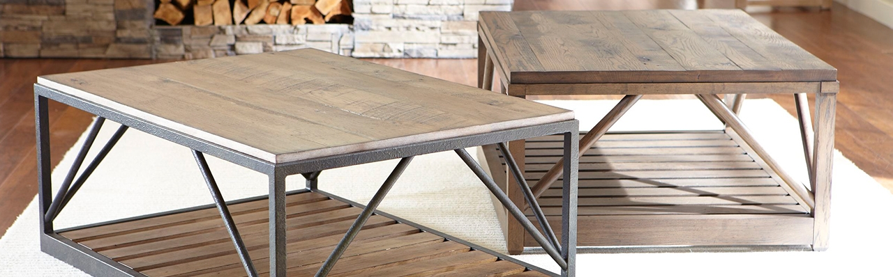 Amazing Popular Oversized Square Coffee Tables For Shop Coffee Tables Living Room Tables Ethan Allen (Photo 13 of 50)
