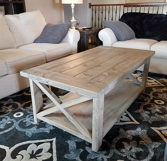 Amazing Popular Rustic Wood DIY Coffee Tables For Best 20 Rustic Wood Coffee Table Ideas On Pinterest Rustic (Image 4 of 50)
