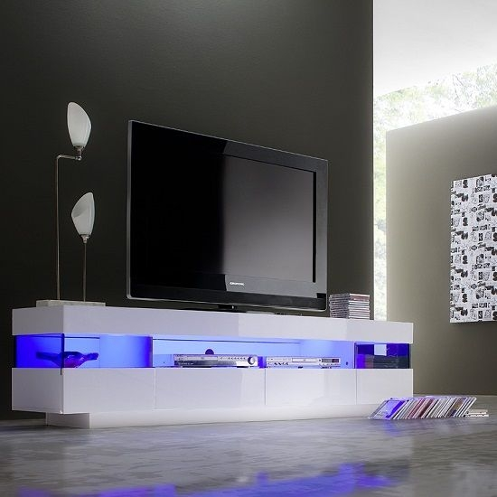 Amazing Popular TV Stands With LED Lights Pertaining To Best 25 Lcd Tv Stand Ideas Only On Pinterest Ikea Living Room (Image 1 of 50)