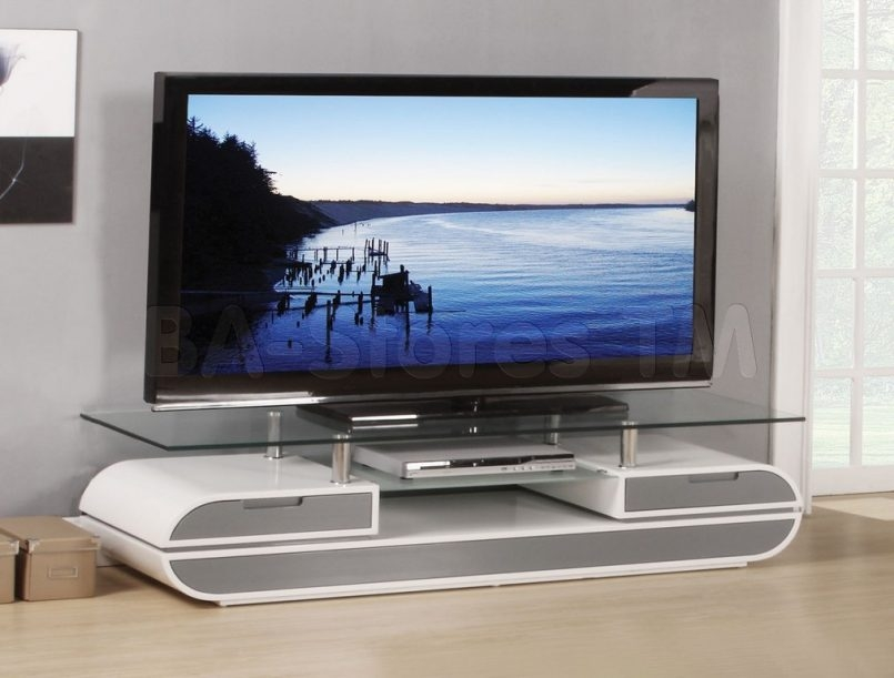 Amazing Preferred 40 Inch Corner TV Stands Pertaining To 40 Inch Tv Stand With Mount (Image 1 of 50)