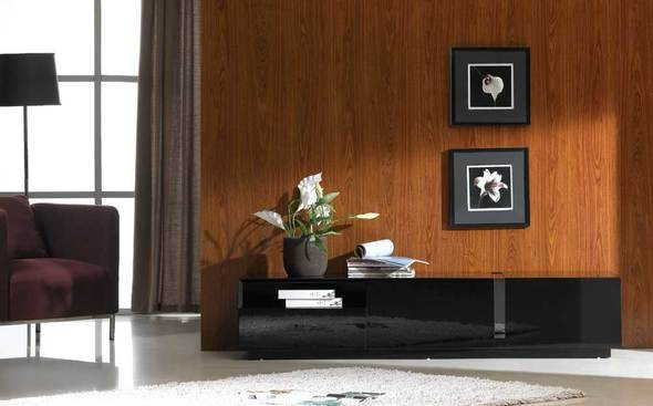 Amazing Preferred Black TV Stands Pertaining To Jm027 Black Tv Stand 176391 Jm Tv Stands At Comfyco Furniture (View 48 of 50)