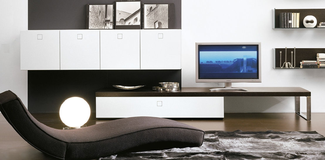 Amazing Preferred Contemporary TV Cabinets Within Contemporary Tv Cabinet Glass Seventy Day Pietro Arosio (Image 3 of 50)