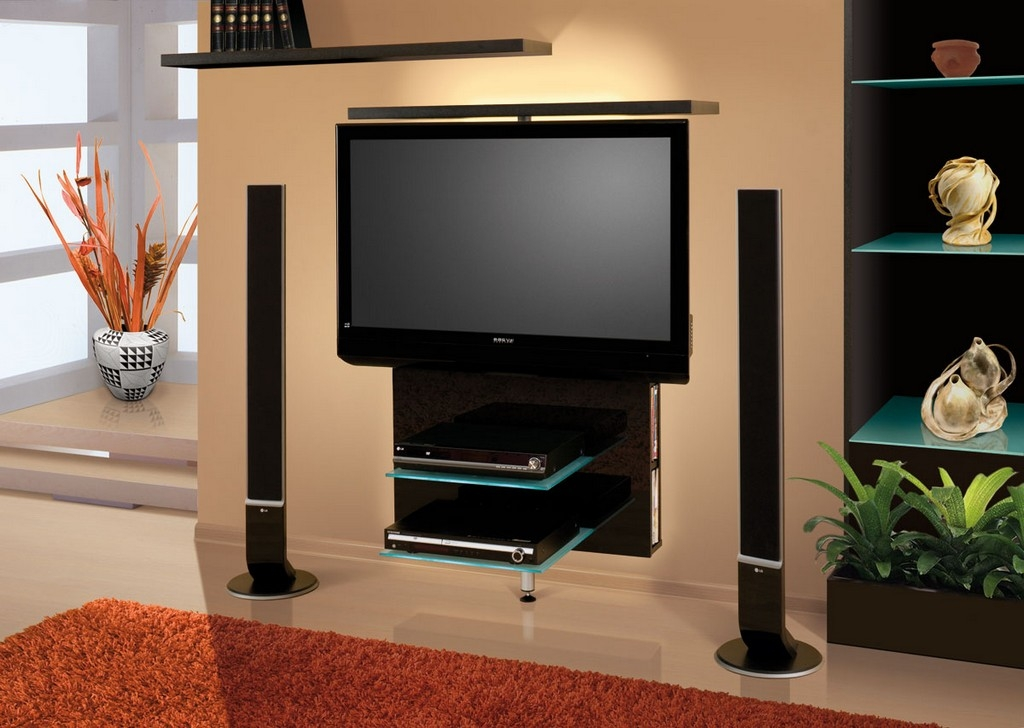 Amazing Preferred Corner TV Stands 40 Inch Inside 40 Inch Corner Tv Stand (Image 3 of 50)